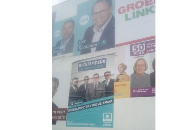 Politieke partijen houden zich in Venlo niet aan de plakregels