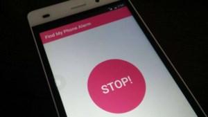 Politie spoort telefoondieven op met app