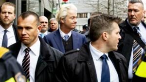 Arrestant flyeractie Wilders had messen en bijl bij zich