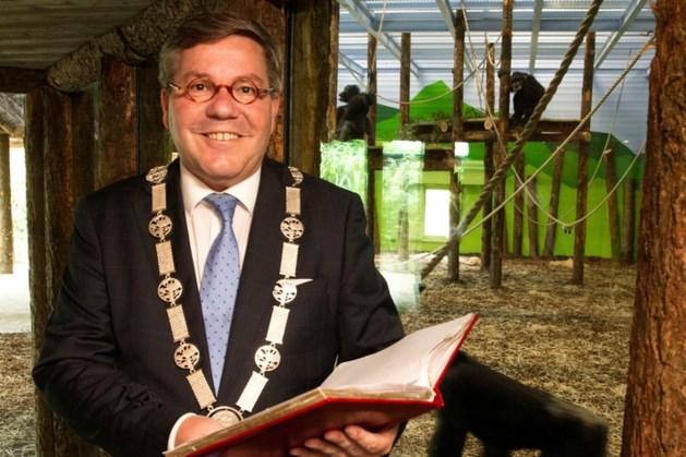 Burgemeester Berry Link op non-actief door affaire met medewerkster