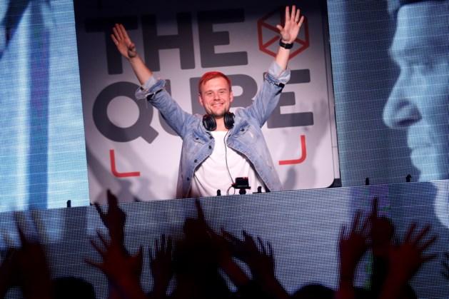 DJ Armin van Buuren als afsluiter op Pinkpop