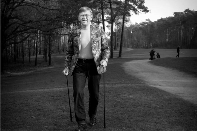Voetjongleur Dieter (82) zat in Londen nog in de revue met Laurel & Hardy
