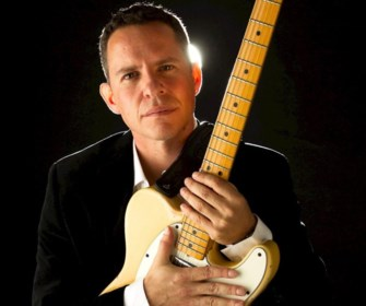 Gitarist Guy King speelt blues zonder grenzen