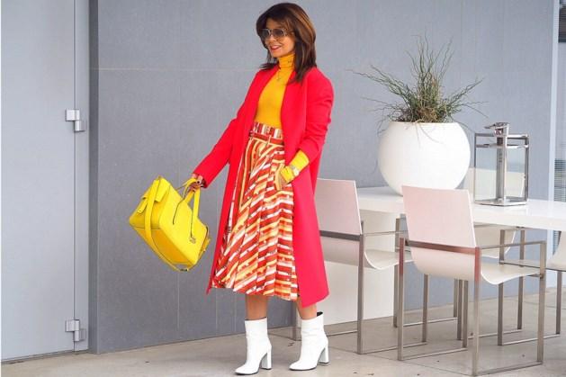 Van oranje trui tot pantalon met print: de mode kan komende lente alle kanten op