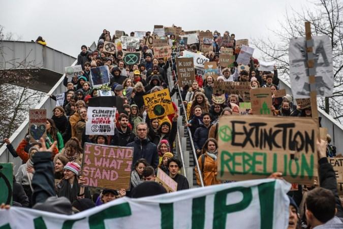 Klimaatmars Maastricht succesvol, ook al ontbreekt 'het volk'