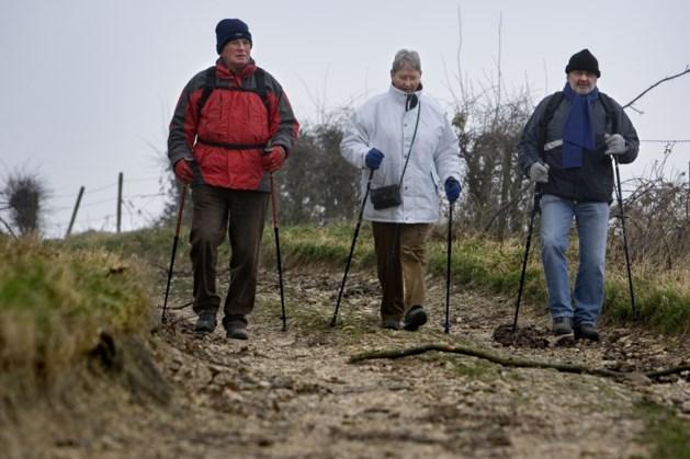 Lentewandeling voor ouderen in Kerkrade