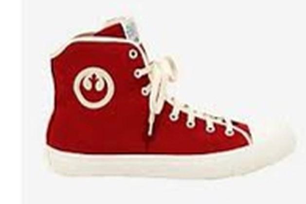 Schoenen van bio-katoen voor snelle Star War fans