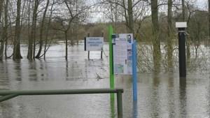 Gevaar voor overstromingen in Limburg lijkt geweken
