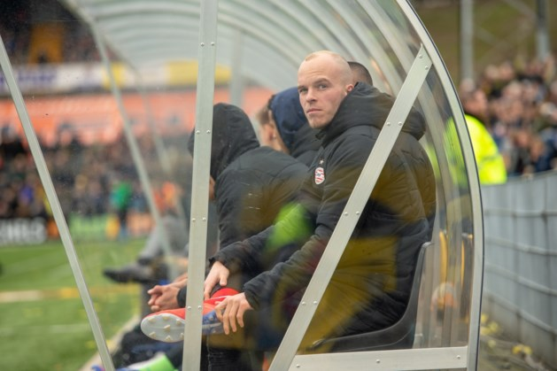 Van Bommel blij met interne competitie