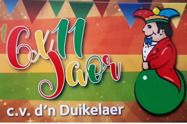 D'n Duikelaer uit Blerick viert 66-jarig bestaansfeest
