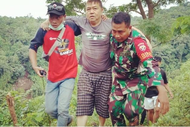 Tientallen toeristen op Lombok bedolven na aardbevingen, twee doden