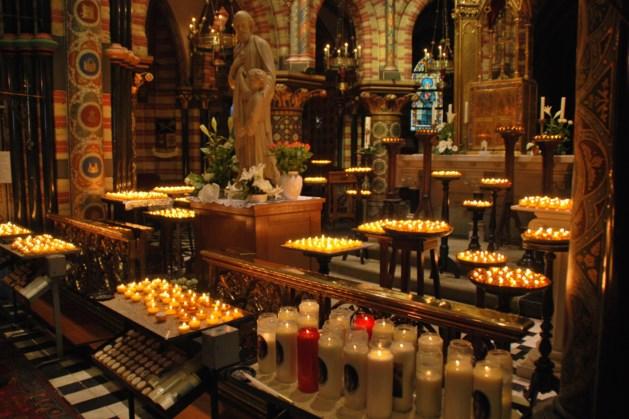 Mariapark en Basiliek geopend met Sint Joep