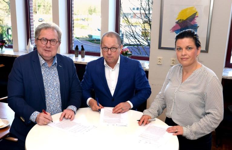 Kerkrade, provincie en IBA werken definitief samen aan project Center Court