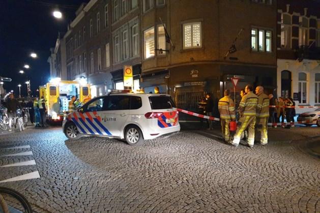 Voetganger aangereden: automobilist rijdt door