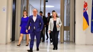 Alle partijen vrijdag bij eerste coalitiebesprekingen