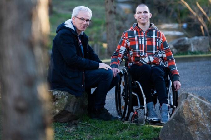 'Een tweedehands nier voor mijn zoon'