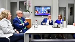 Zetelverdeling: minstens vier partijen nodig in Limburg