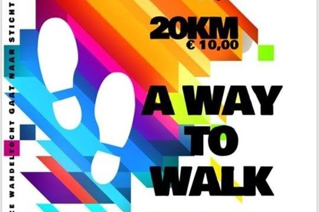 A way tot walk: nieuwe Venlose wandeltocht tegen kanker