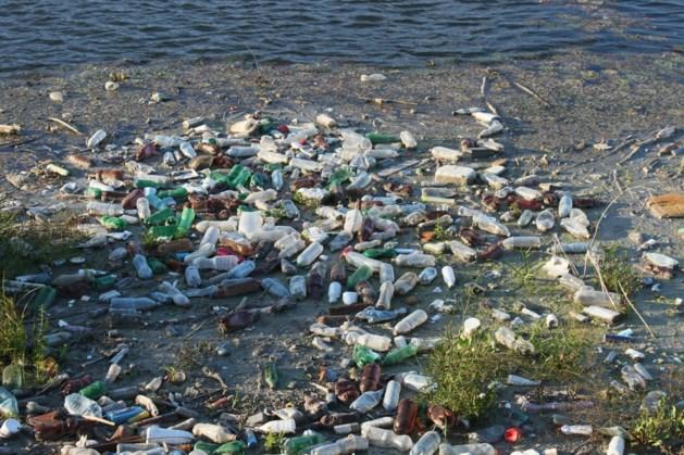 IVN vraagt hulp bij opruimen hoogwatervuil