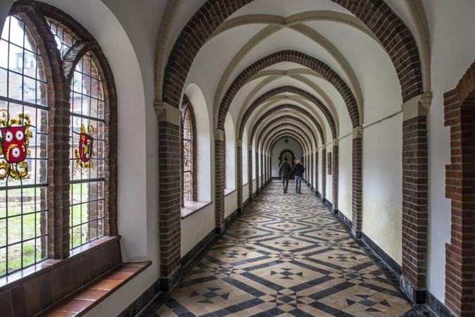 Nooit meer omrijden voor een kruisgang: nu ook te zien in de abdij van Tegelen