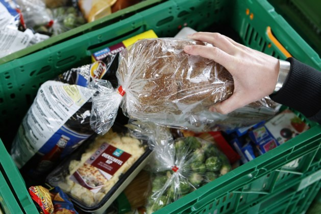 Parochiecluster Stein zamelt in voor Voedselbank