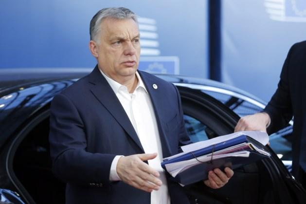 Hongaarse premier Orbán haalt uit naar Frans Timmermans