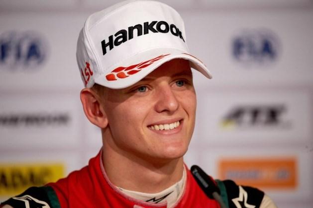'Mick Schumacher maakt debuut in Formule 1'