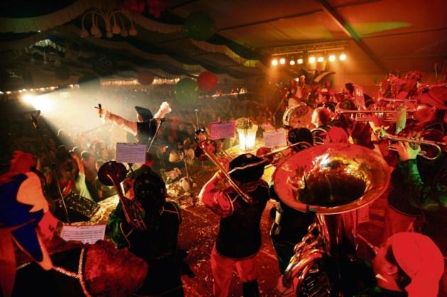 Born haalt driedaags carnavalsevenement binnen