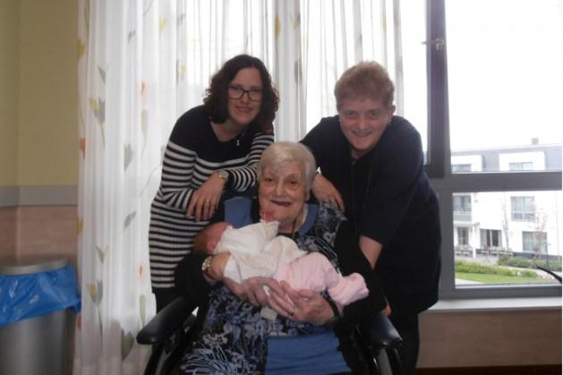 Vier generaties in Venray
