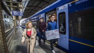 Akense studenten kunnen goedkoop naar Zuid-Limburg met trein of bus
