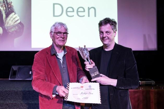 Mathijs Deen wint Halewijnprijs 2018