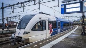 Geen treinen door spoorwerkzaamheden
