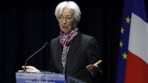 Baas IMF noemt corruptie internationale plaag
