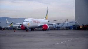 Ramptoestel Ethiopian Airlines was onbestuurbaar
