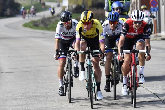 Mike Teunissen naar Ronde van Vlaanderen, van Aert kopman