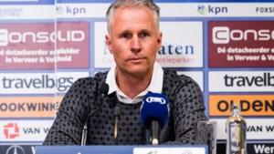 Aangeslagen Fortuna-coach Eijer: 'Het is triest'