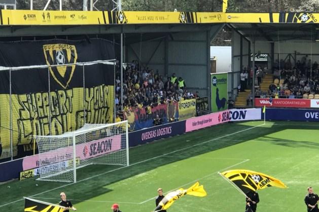 Petitie VVV-fans tegen beleid club en Feyenoord-fans