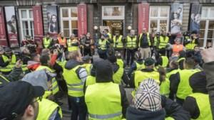 Acties 'gele hesjes' in Limburg bloeden dood