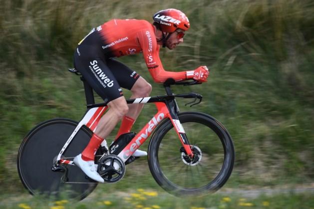 Roy Curvers voor Team Sunweb naar Parijs-Roubaix