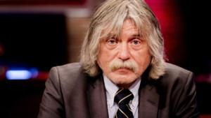 Johan Derksen 'na lang zeuren' uit ziekenhuis ontslagen