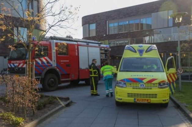 Brand uitgebroken in keuken van zorgcentrum
