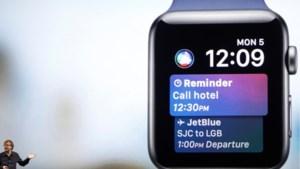 Apple Watch kan in toekomst mogelijk waarschuwen voor koolmonoxide