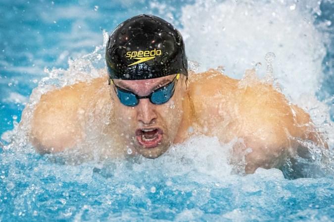 Olympische vorm nodig voor zwemmer Verlinden