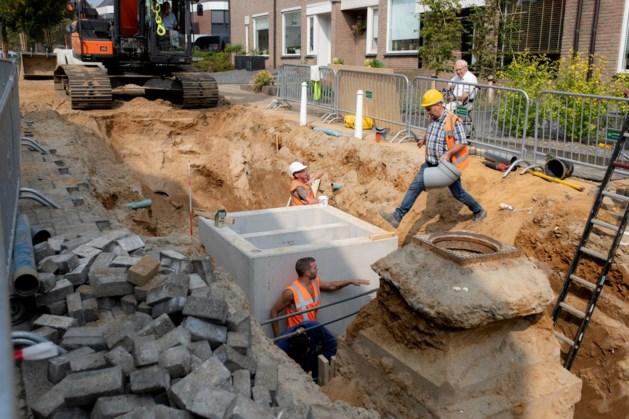 Meeste kabels stukgetrokken in Limburg