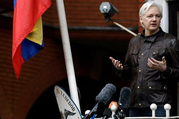 WikiLeaks-oprichter Julian Assange gearresteerd door politie Londen