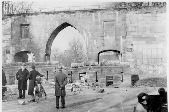Bouwmeester verbannen uit Maastricht na in puin gevallen stuk vestingmuur
