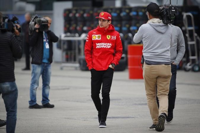 Nieuwe sensatie Ferrari in de slipstream van Verstappen