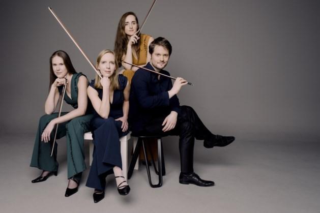 Amsterdams Dudok Quartet concerteert in Kasteel Aerwinkel