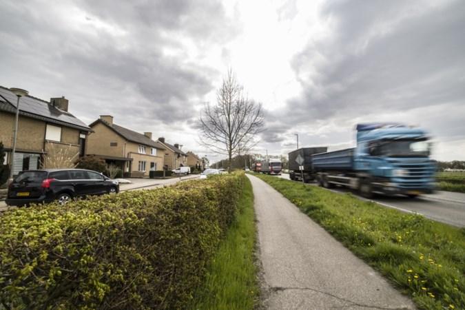 Holtum raakt zwaar vrachtverkeer niet kwijt: truckverbod dreigt
