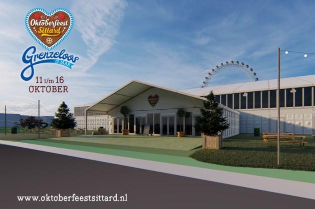Oktoberfeest de hoogte in: paviljoen met twee etages